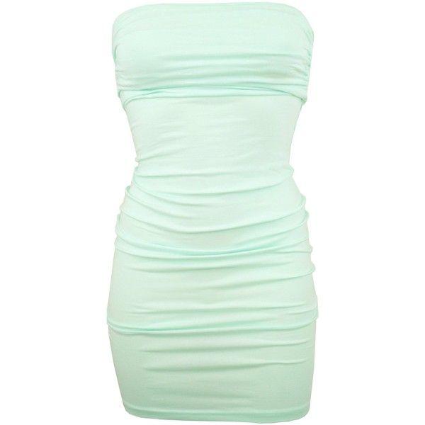 Vero Moda Kleid Maxi My Tube Dress, SALE, moonlight jade grün ($13 ...