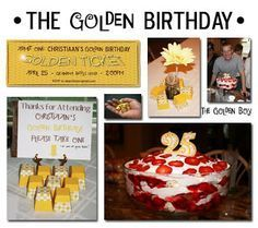 Happy Birthday To Him 25th Gifts Golden Parties Hubby