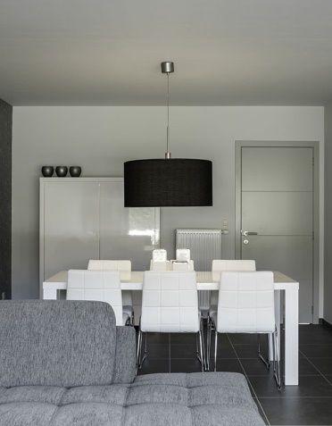 Eetkamer • modern • Foto: www.thuisbest.be   ⌂ Interieur ...
