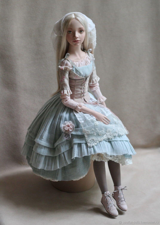 Куклы девушки ручной работы поведенческие модели в социальной работы