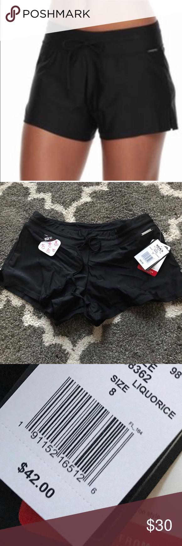 bb4a8699d8 Women's Solid Swim Shorts Brand new, never worn. Women's ZeroXposur Solid  Swim Shorts in Liquorice ZeroXposur Swim