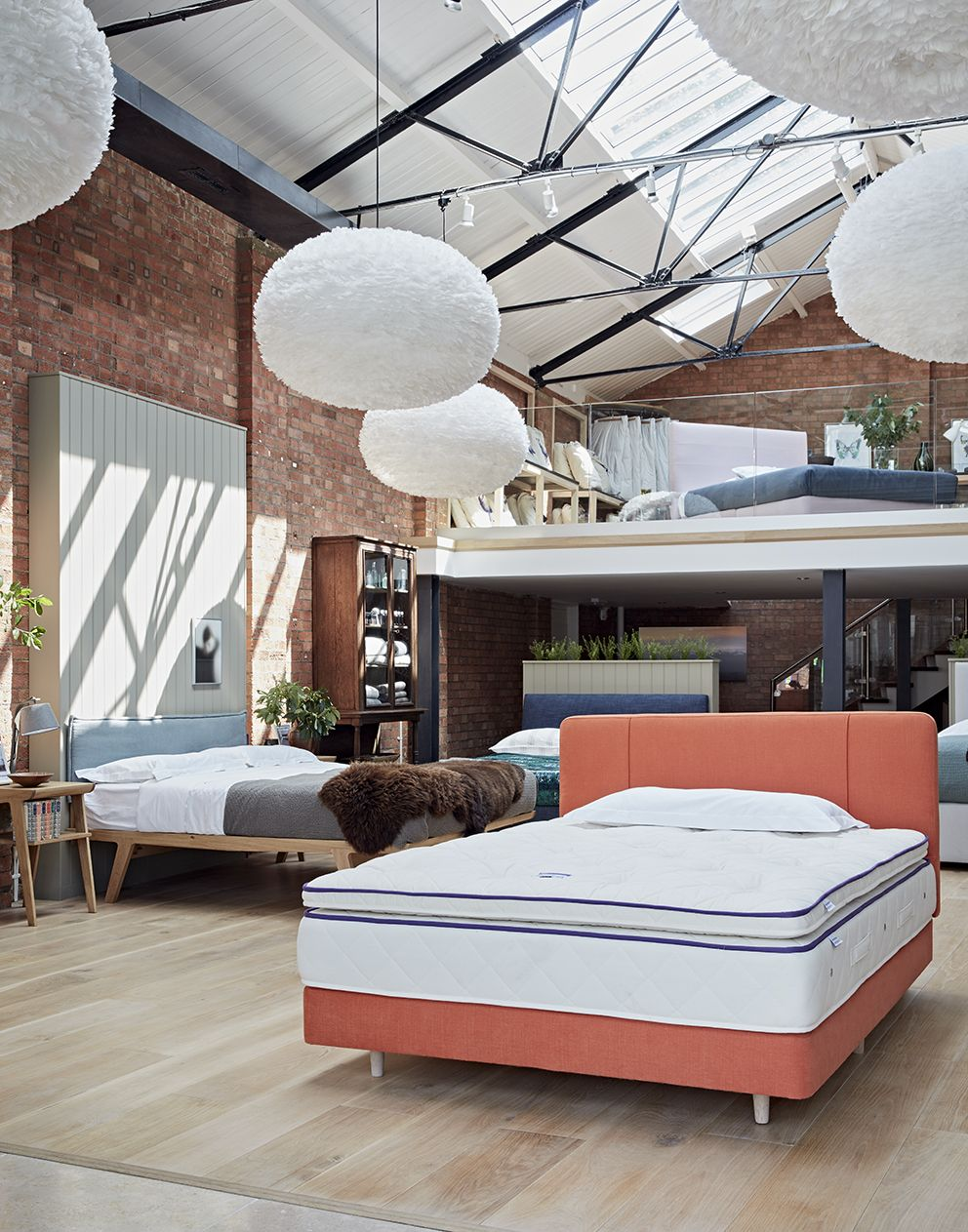 Best Alongside The Cornish Bed Company Naturalmat Are 400 x 300