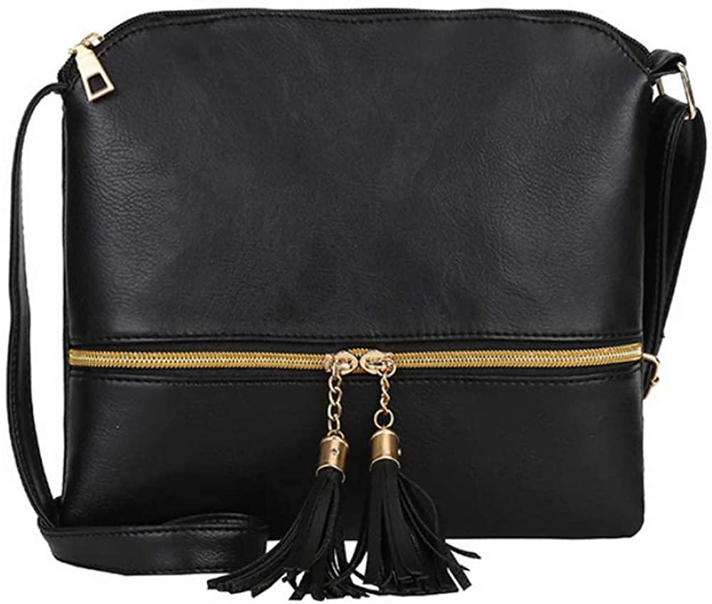 Purse Shoulder Bag For Women Black Handbags Black Handbags Shoulder Bag Leather Crossbody Bag