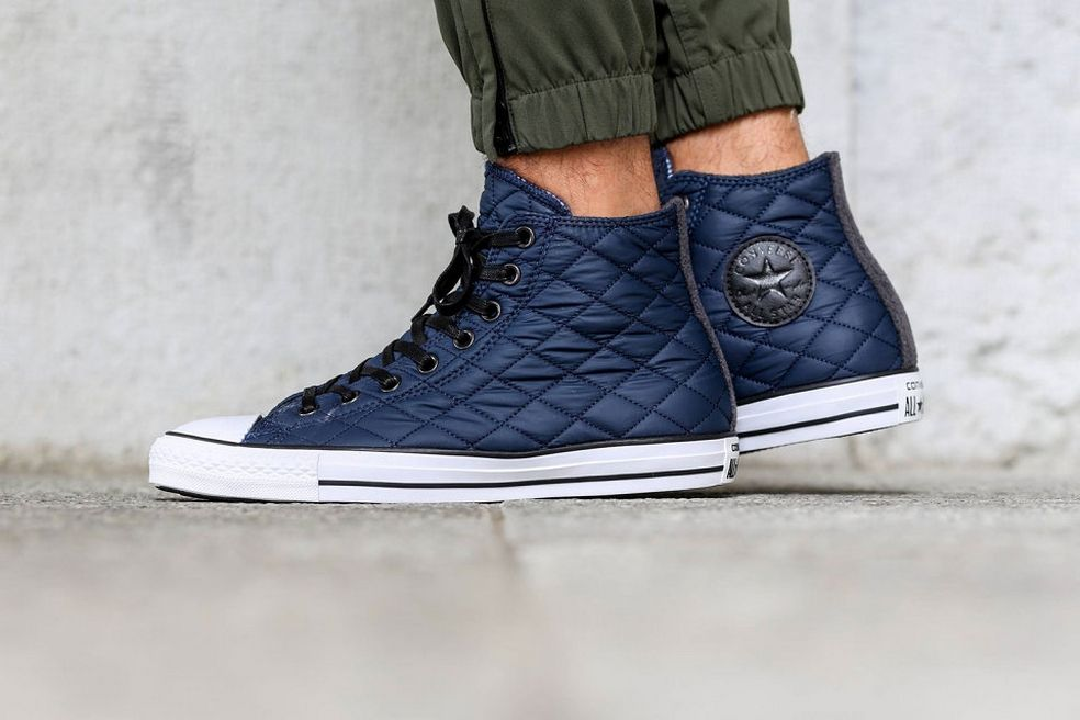9d1a432d67d4 The Converse All Star Quilted Readies Your Look for Fall