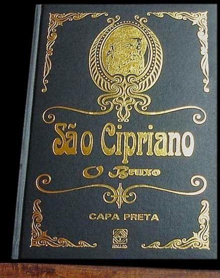 livro de sao cipriano capa preta pdf