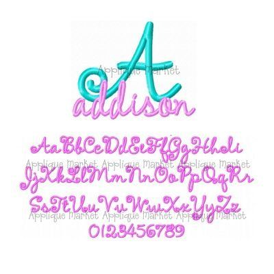 "embroidery_font_alphabet_sweet_script.jpg $5.00 on sale 1"" and up"