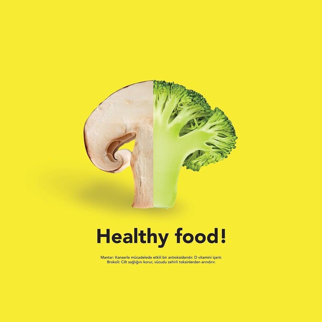 Iklan Makanan Sehat