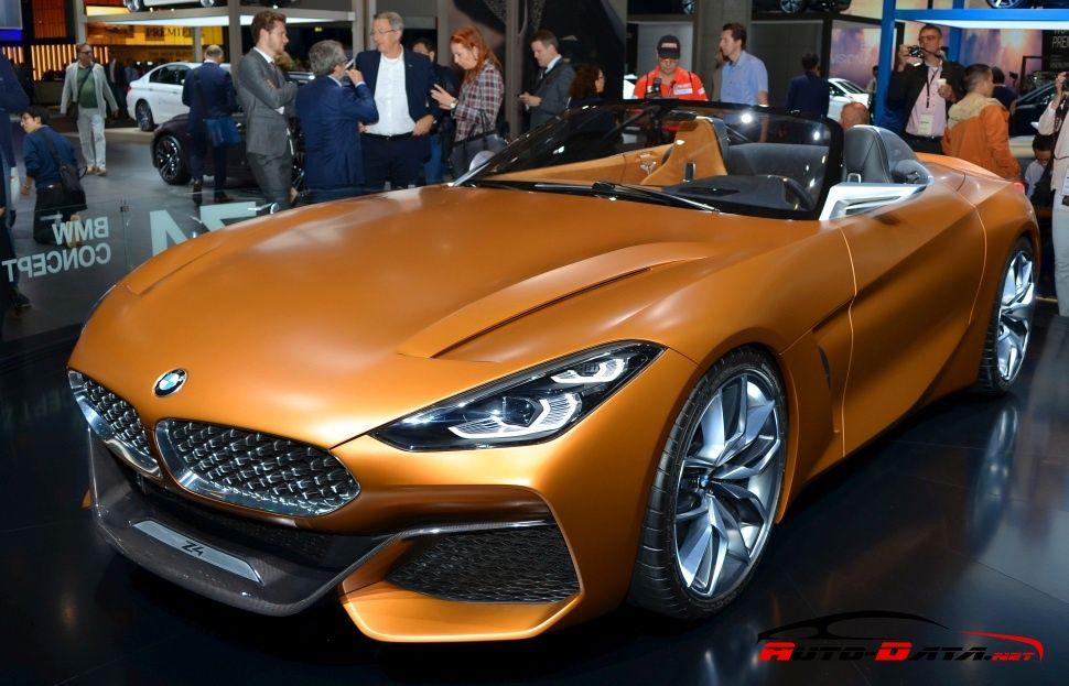 Bmw Z4 G29 Concept Bmw Z4 Bmw Bmw Cars