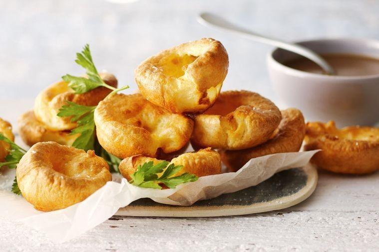 Mini Yorkshire Puddings Recipe Mini Yorkshire Puddings Yorkshire Pudding Yorkshire Pudding Recipes
