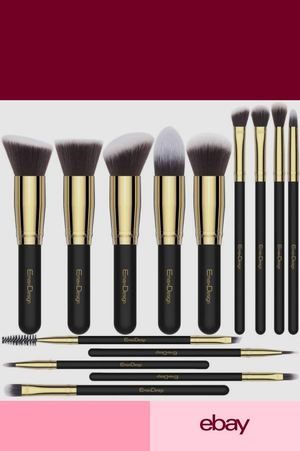 Brushes Health & Beauty ebay (con imágenes) Brochas de