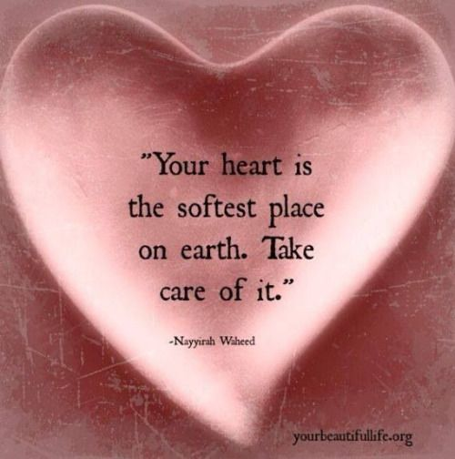 Take care of your heart | ❤ Dusty Rose ~ Mauve ❤