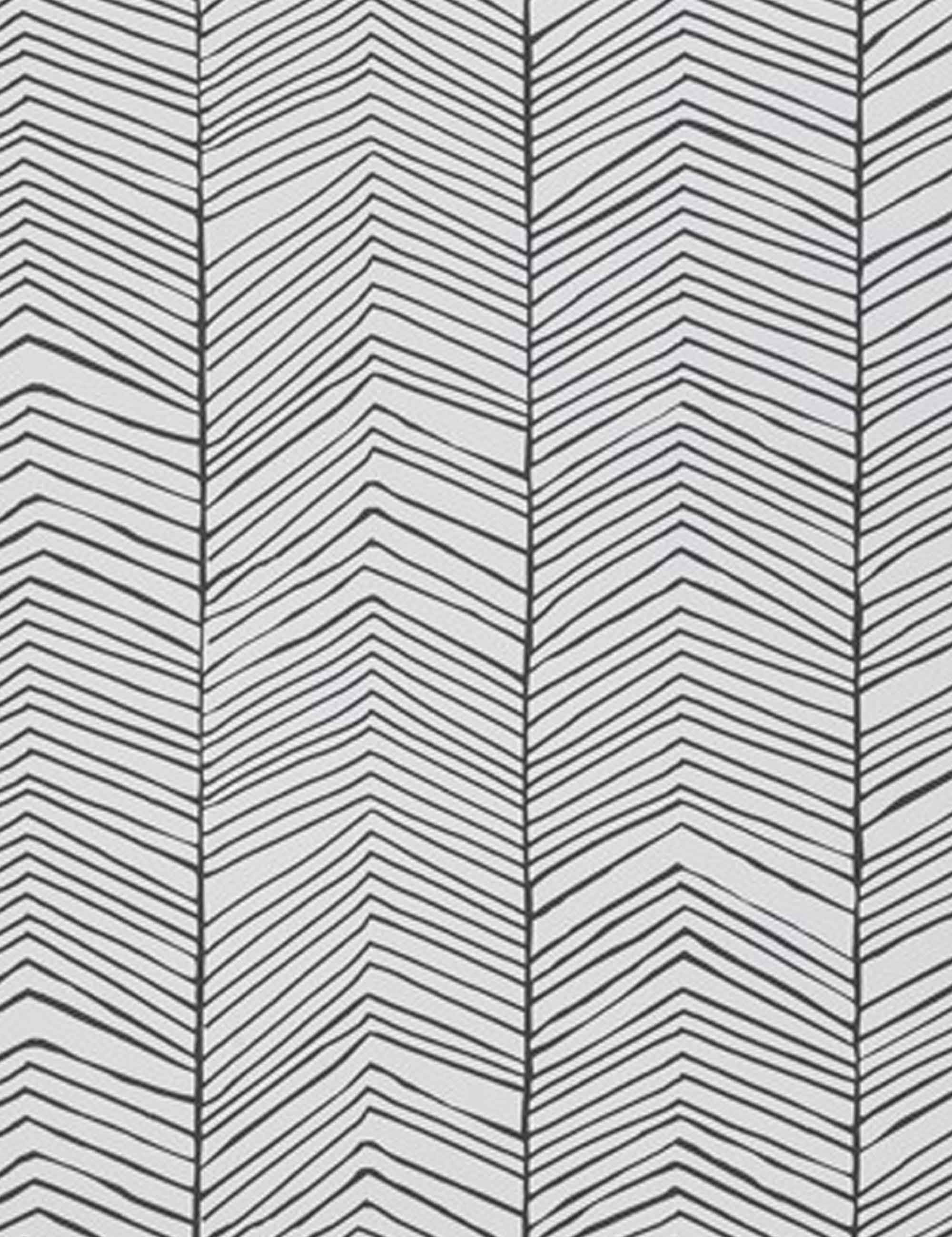 Fun And Beautiful Easy To Hang Herringbone Wallpaper Is Sure To Spice Up Your Home Or Workspace In No Time An Affordable Add Interieur Interior Design Design