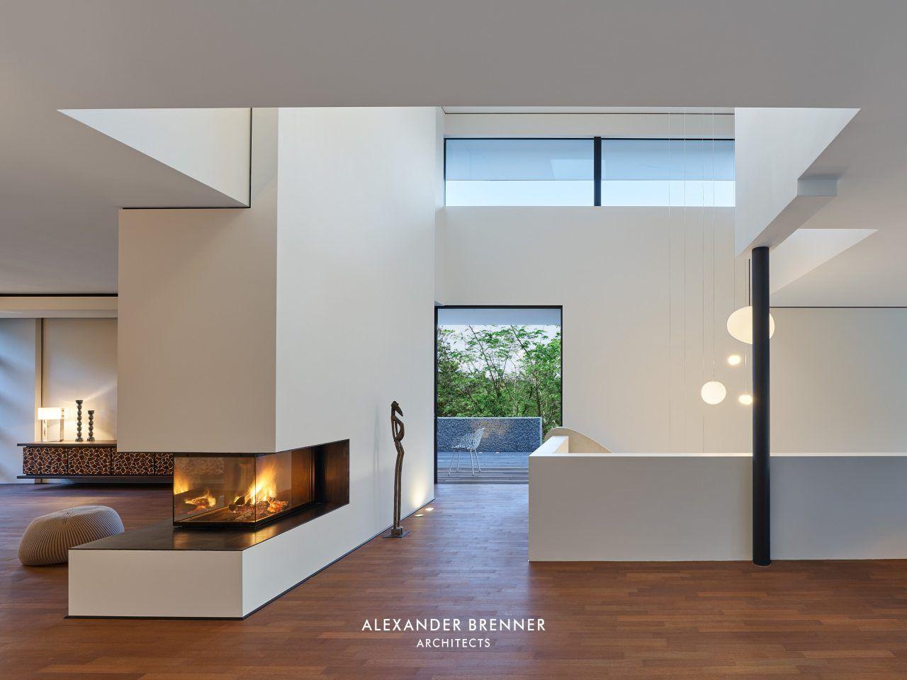 Haus am Wald, Stadtvilla, Stuttgart, Alexander Brenner