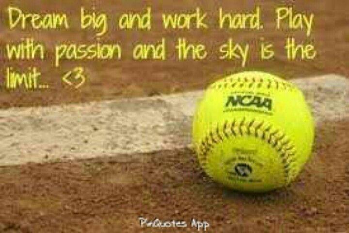 Softball <3