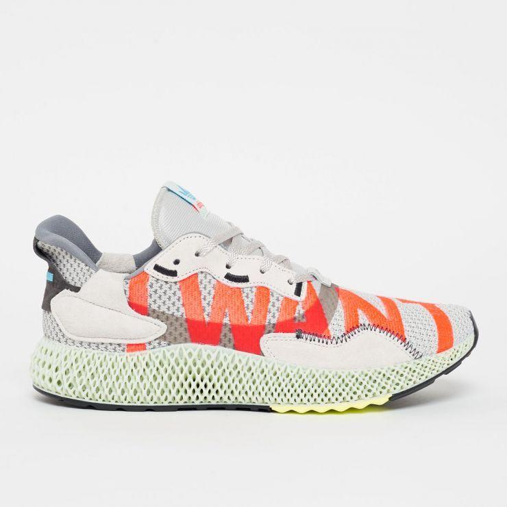adidas zx 4000 grijs