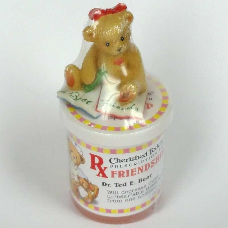 "Mini ""Best Friends & Dr.Teddy Bear Dose"""