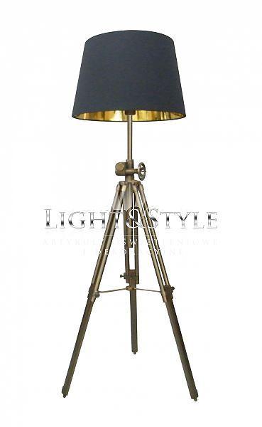 Zuma Line LAMPA PODŁOGOWA SEVILLE TS-062909F-BR
