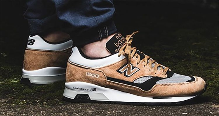 New Balance 1500 Camel is a clean colorway that you