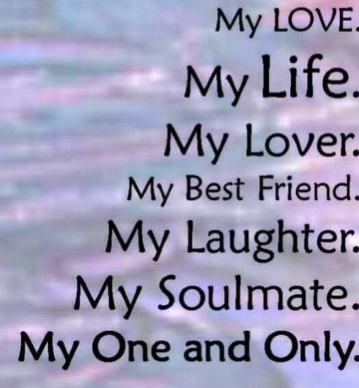 Patrick You Are My Everything Forever And Ever My Baby Quotes