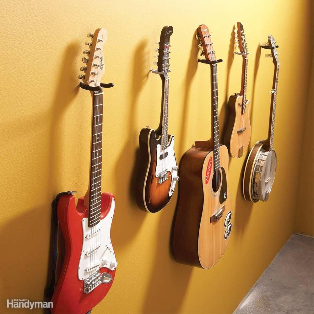 18 Clever Storage Ideas for Hard-to-Store Stuff | Clever, Organizing ...