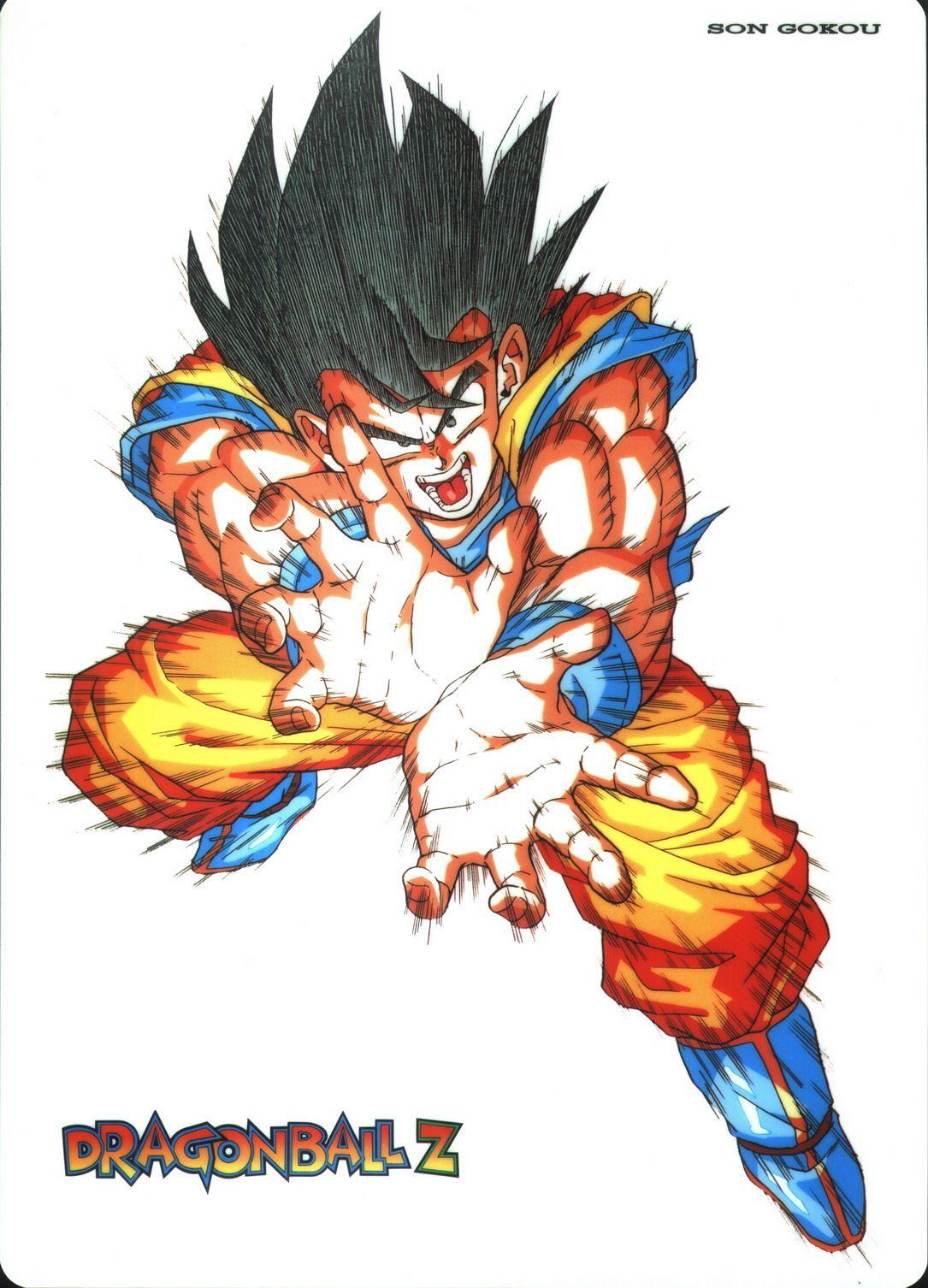 Goku Kamehameha DB/Z/GT/SUPER/XENOVERSE/AF/HEROES