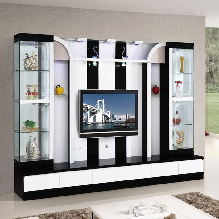 Furniture Design Tv Unit modern lcd tv cabinet designs - home design
