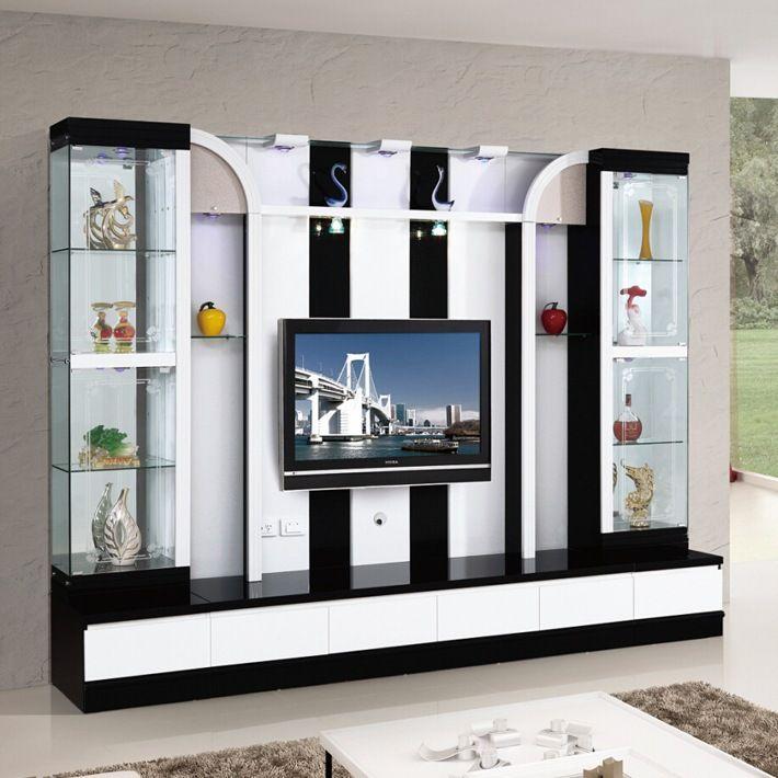 simplicity lcd tv cabinet design for minimalist living room care rh pinterest com