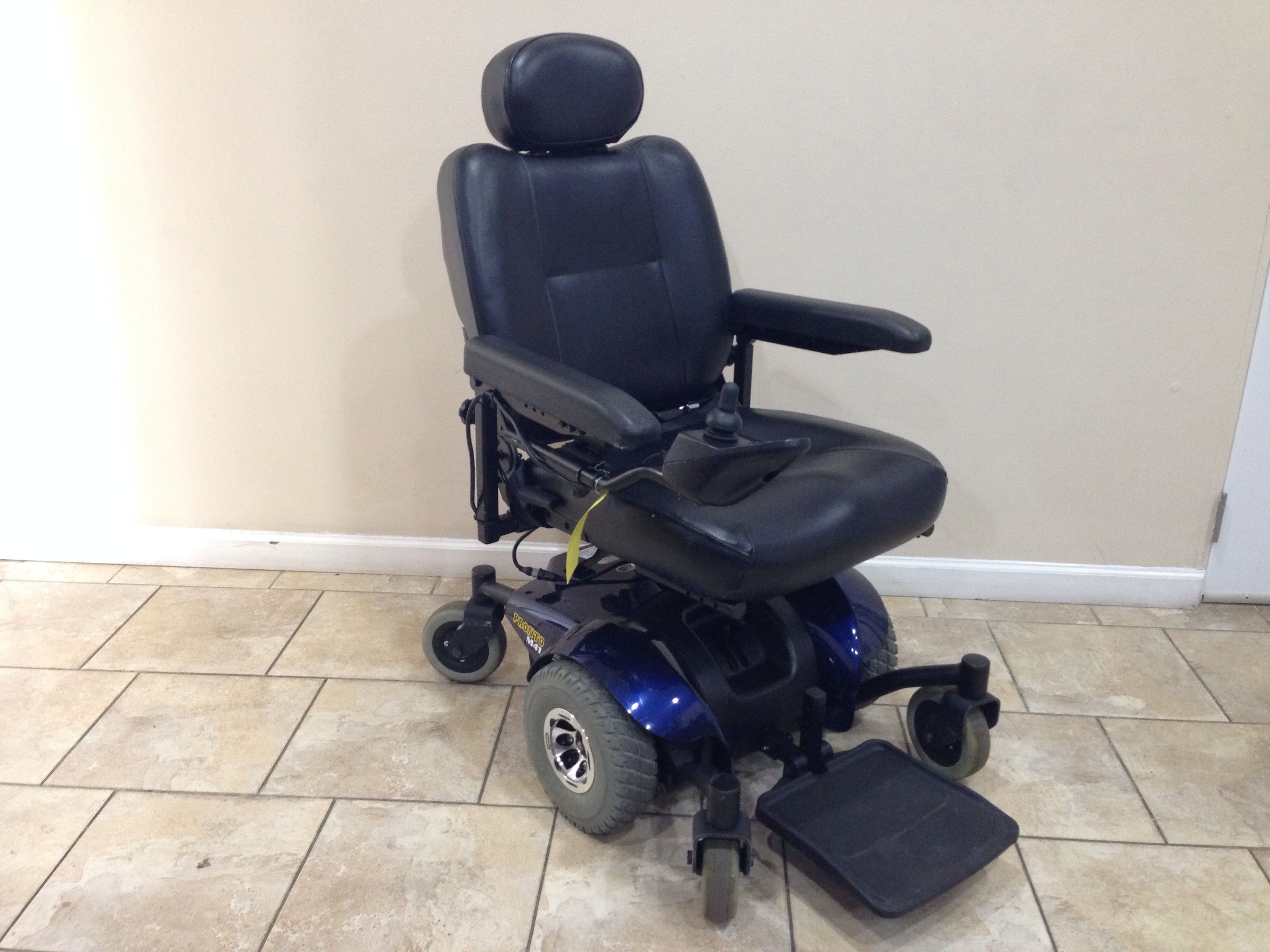 Pronto Power Chair Invacare Pronto M41power Chair Http Openboxmedical