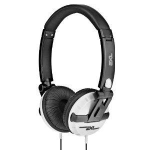 Skullcandy X5SHCZ-816 Black and White Shake Down Headphones