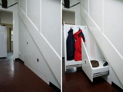 Interieurbouw kasten onder de trap geen huis zonder een trap