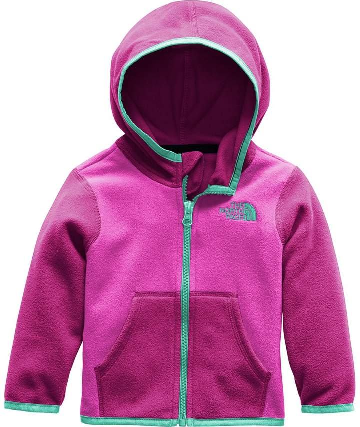 3e3091c31 The North Face Glacier Full-Zip Hooded Jacket - Infant Girls ...