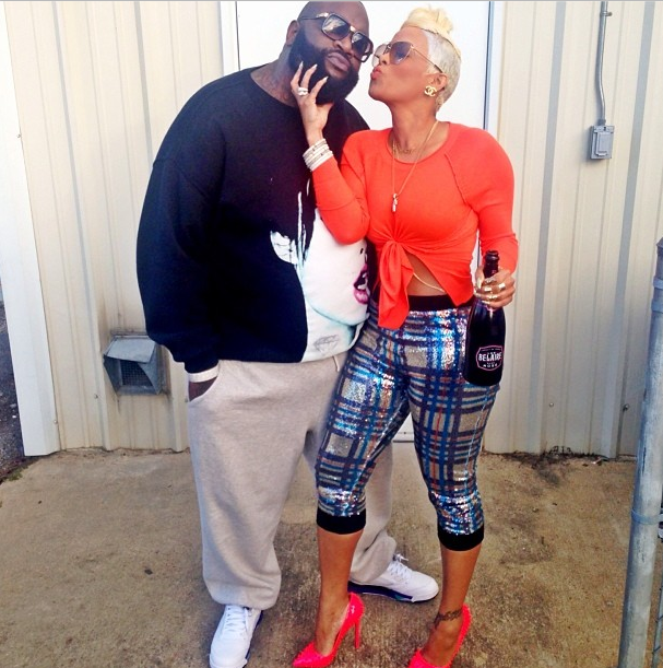 Gucci Manes Ex Keyshia Kaoir Rick Ross A Couple Now Pic