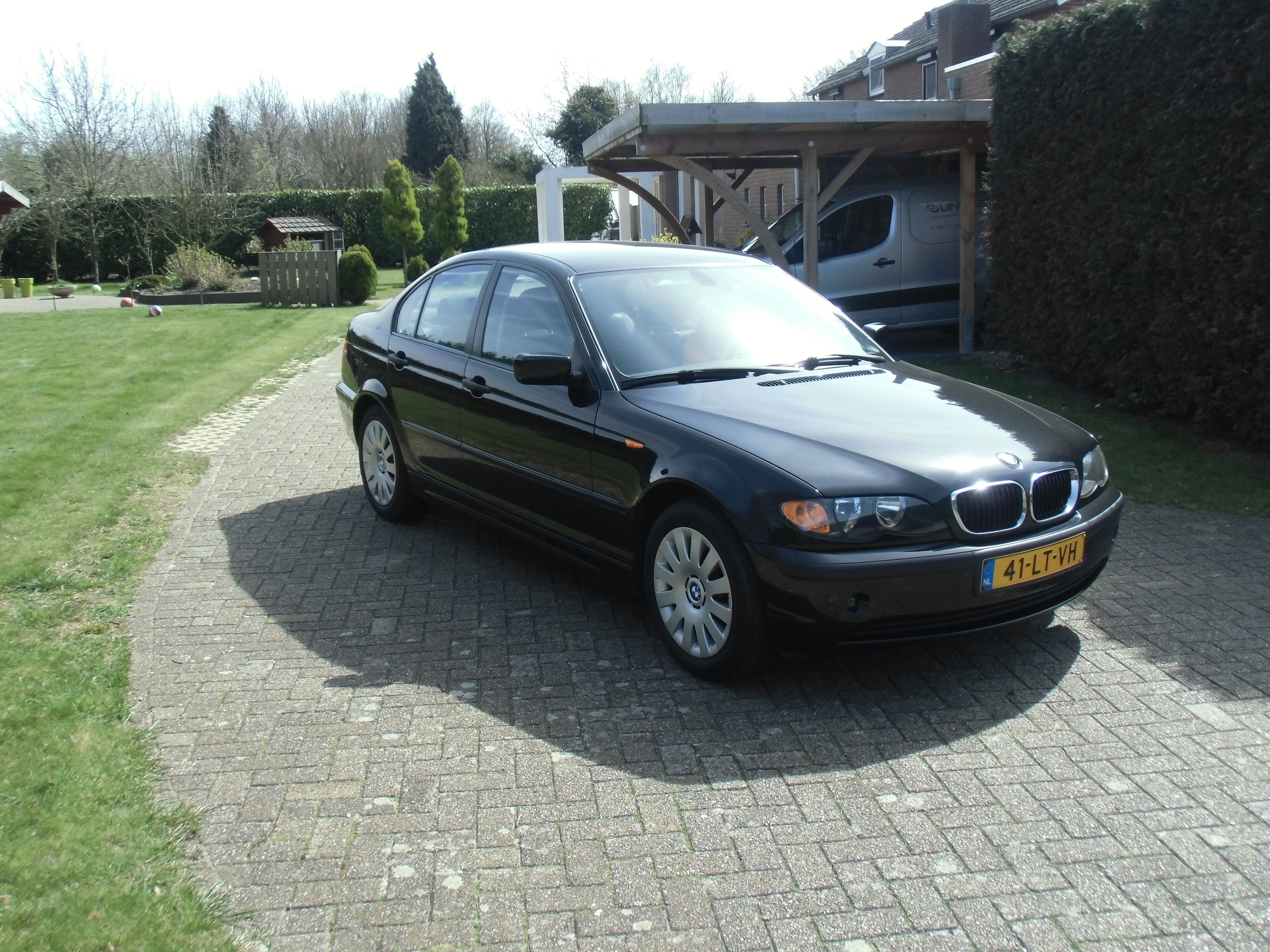 BMW E46 318i exe 2003 original, technical 100% after 12 years