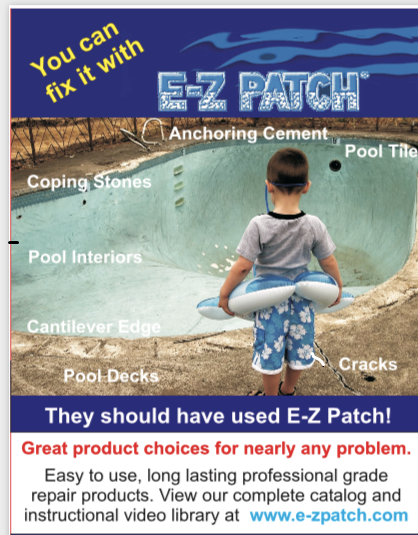 The leader in Pool & Tile Repair Kits for the professional ...