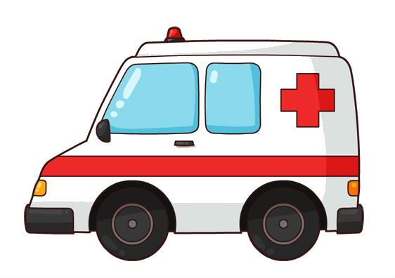 New Blog Post Diy Emergency Wallet Card Http Www Essentiallydogs Com Emergency Wallet Card Ok We All Kno Drawing For Kids Ambulance Clipart Ambulance