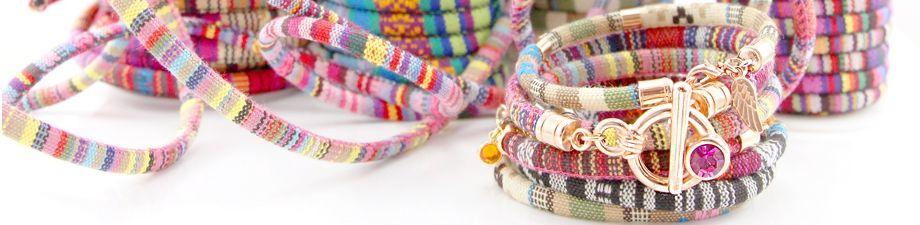 Neue Farben Azteke Kordel & Azteke Kordel small