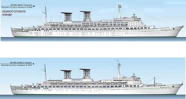 Cruise Talk Michelangelo Raffaello Nautical Art Pinterest - Ms michelangelo cruise ship