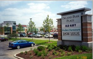 Orland Park Place Orland Park Place features an exceptional lineup