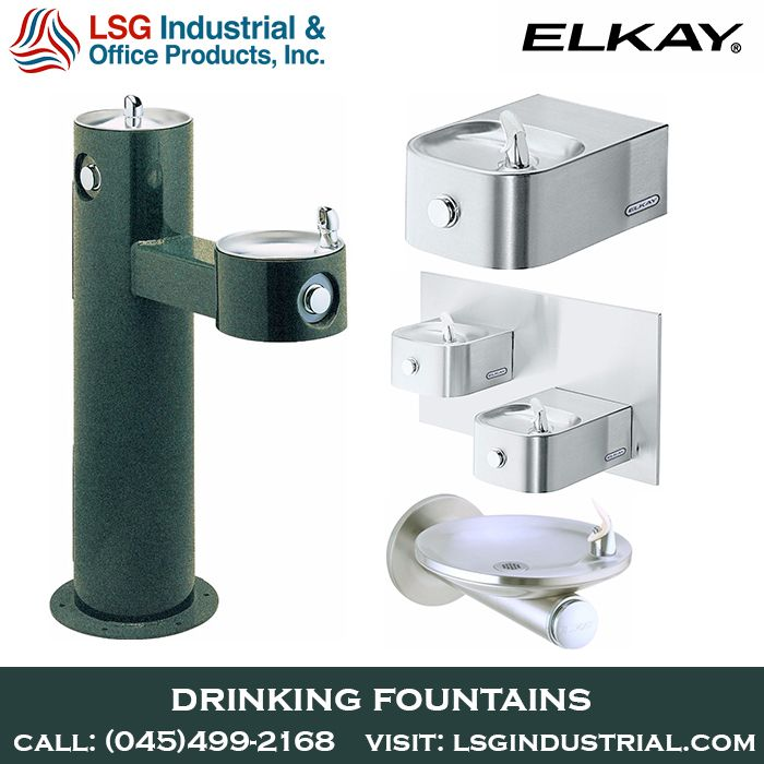 wide range of elkay drinking fountains are offered now at for inquiries email