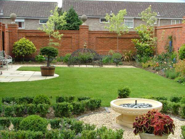 Walled garden | Classic landscapes | Pinterest | Walled garden ...