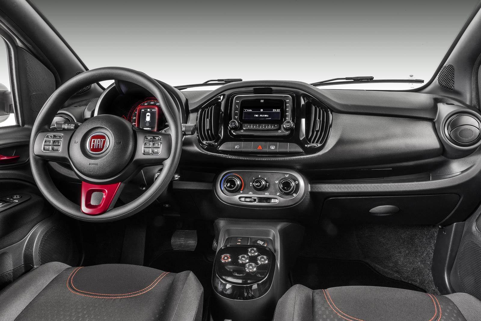 Novo Fiat Uno 2015 Video Mostra Detalhes Das Versoes Com Imagens