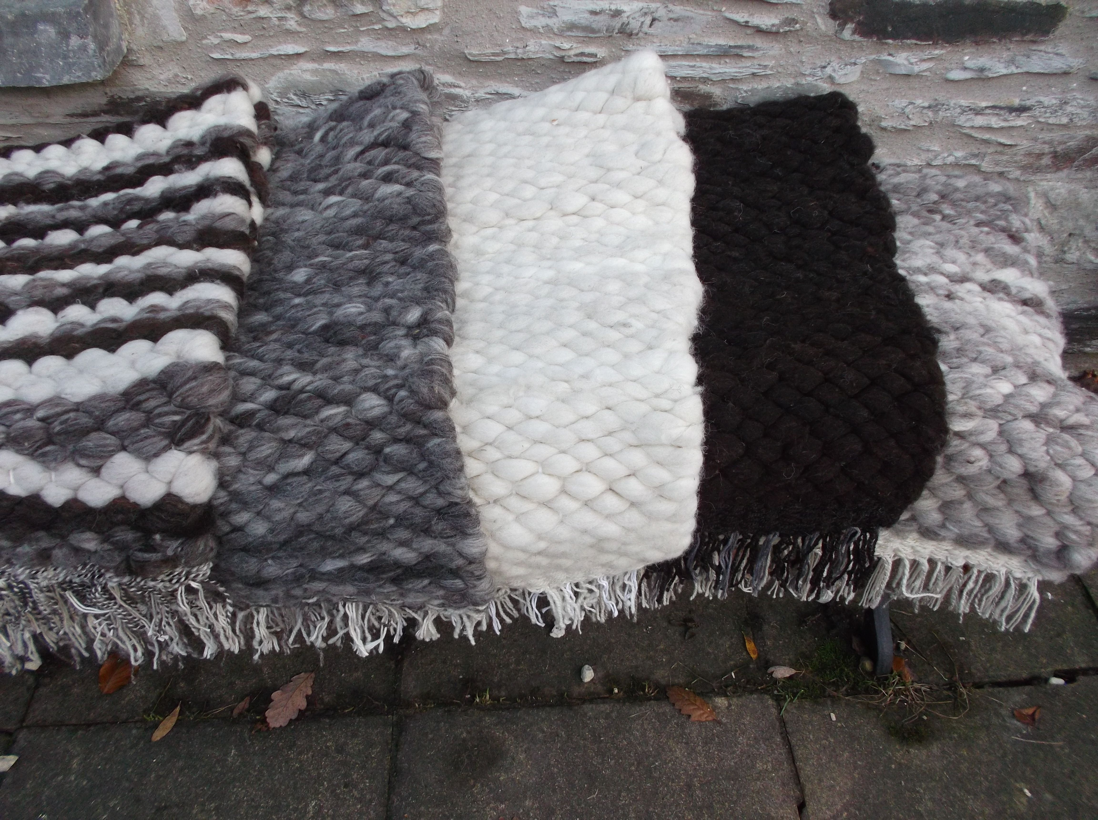 Peg Loom Rugs From Thomaswoodandwood On Etsy Com