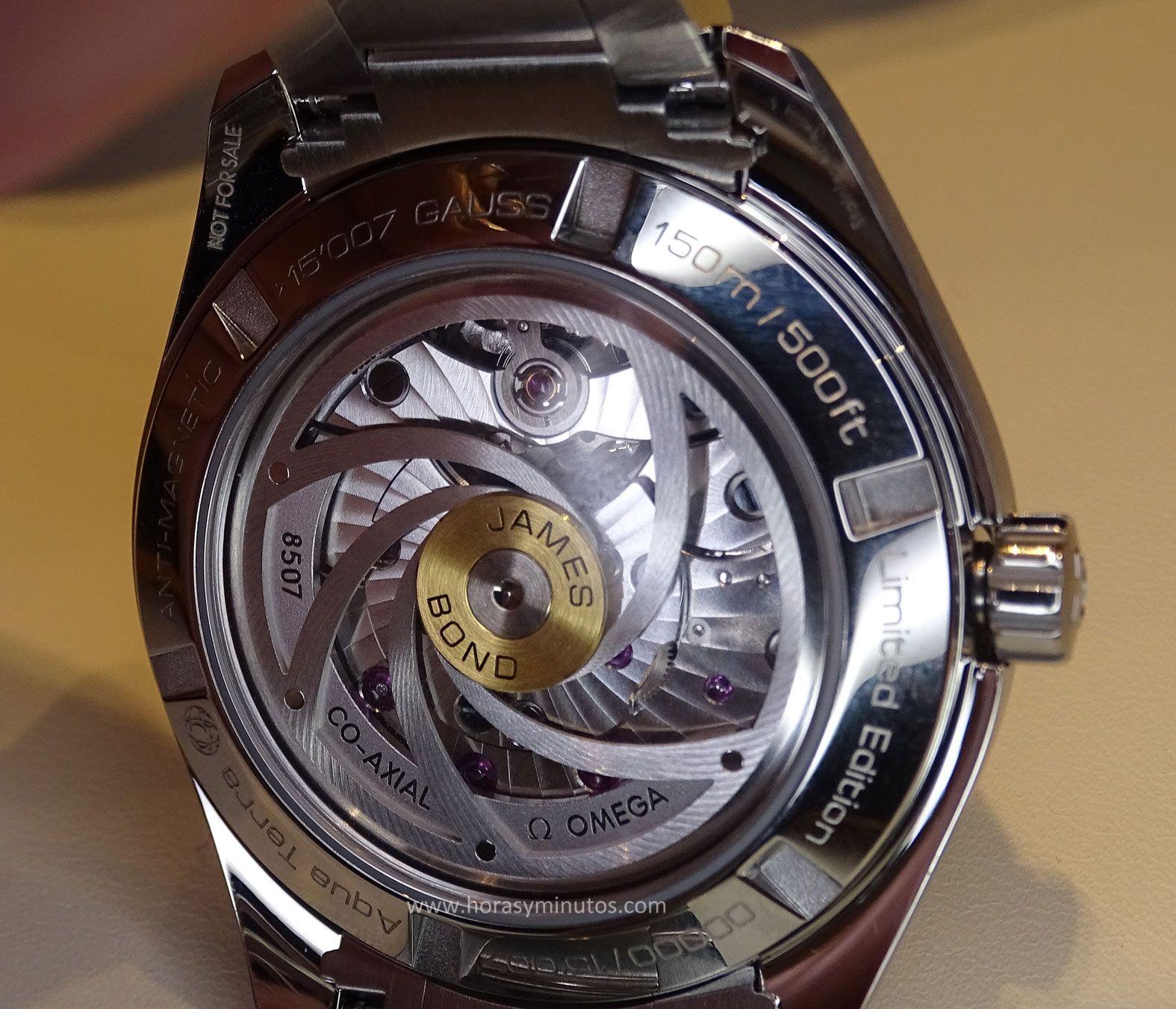 Precio Reloj Omega Seamaster James Bond