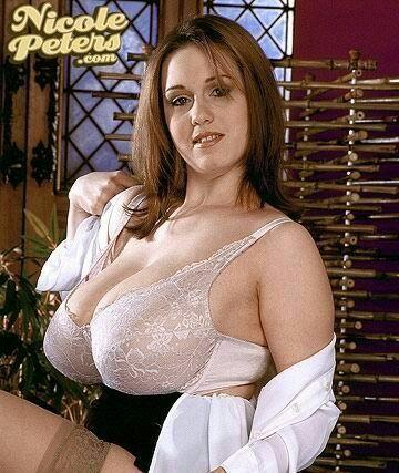 Peters boob Nicole