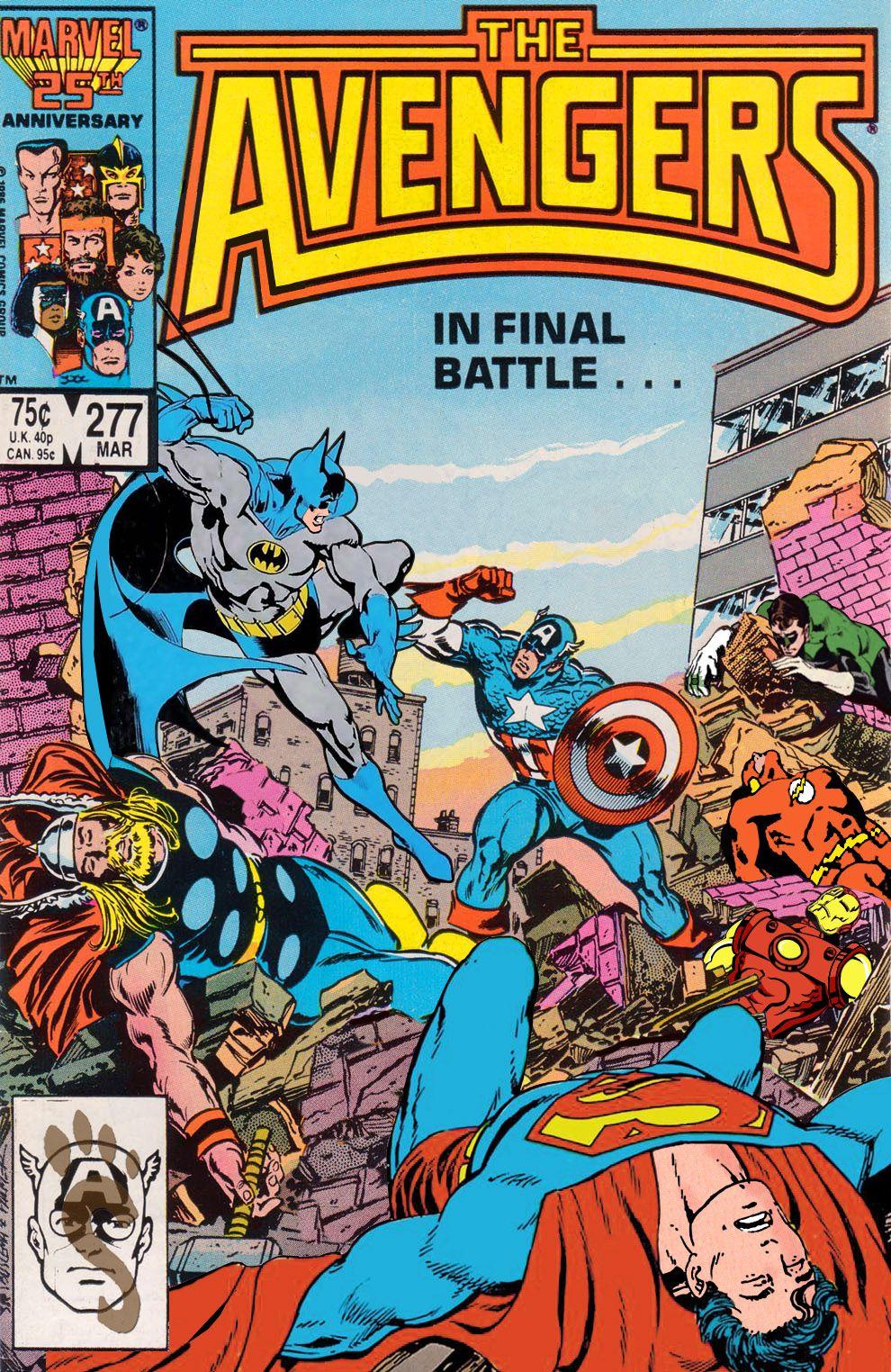 Avengers Vs Justice League Dc Comics Vs Marvel Batman Vs Captain America Avengers Vs Justice League