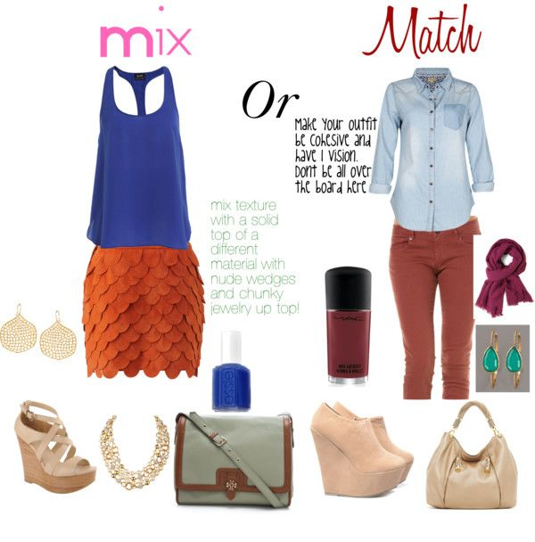 """""""mix or match"""" by mclancy08 on Polyvore"""