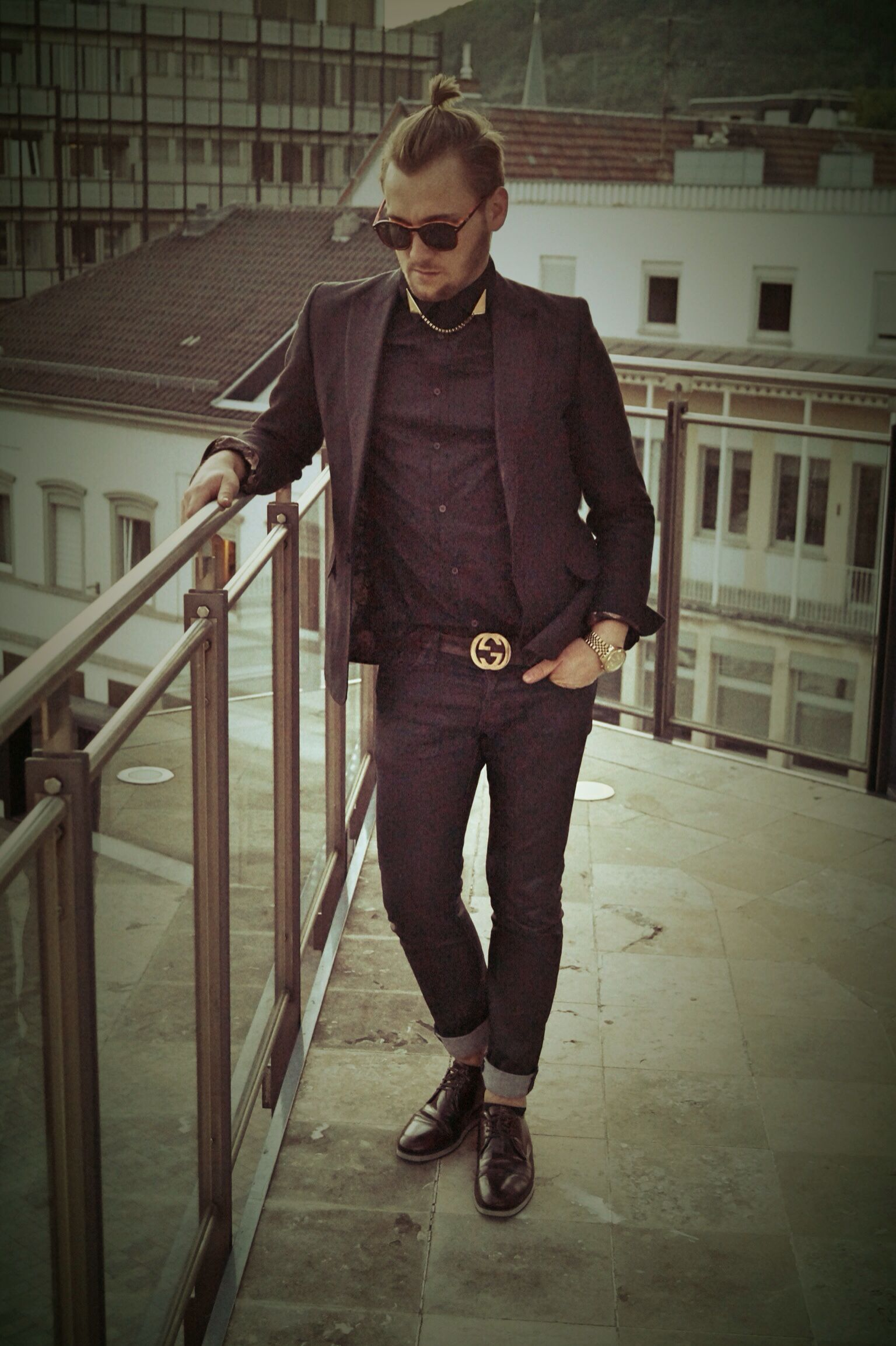 Lovely Mafioso Look I Like The Hairstyle Stijl