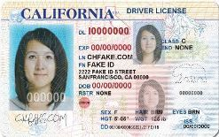 picture about Printable Fake Ids titled California Scannable Bogus Identity Identity within just 2019 Motorists license