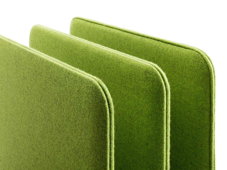 WINEA X: Stellwand/Tischpaneel/Aufsatzwand/Deckenpaneel fürs Büro