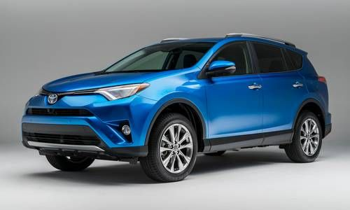 Configuratore Nuova Toyota Rav4 E Listino Prezzi 2016 Toyota Toyota Camry Auto Nuove